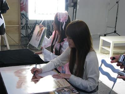 松島 桜井簽攝會記實 內含多支影片