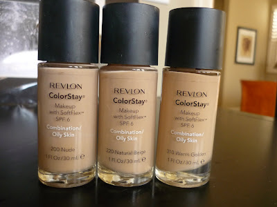 MAKEUP DIARY CONFESSIONS: REVLON COLORSTAY - FOUNDATION