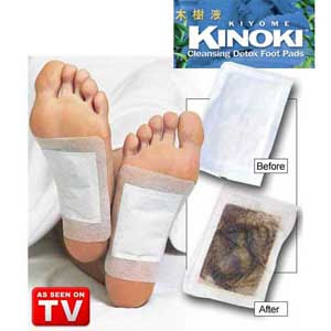 Kinoki Detox foot pad Scam - Reviews & Side effects