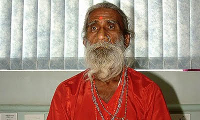 A Man alive without Food & Water since 70 Years