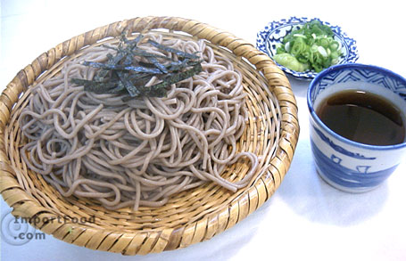 Japanese soba noodles Soup recipe & nutrition | Sweet Additions