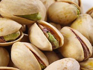 Pistachio nuts can lower cholesterol and prevent cancer