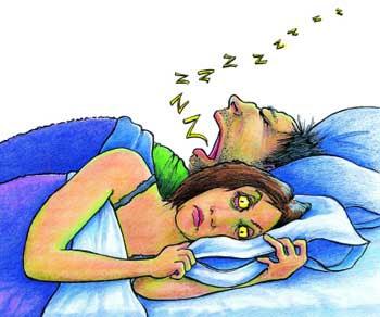 写真:睡眠時無呼吸症