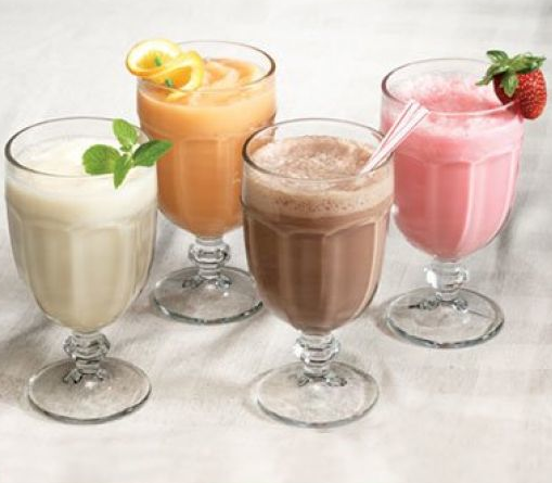 Home Made Healthy Protein Shakes