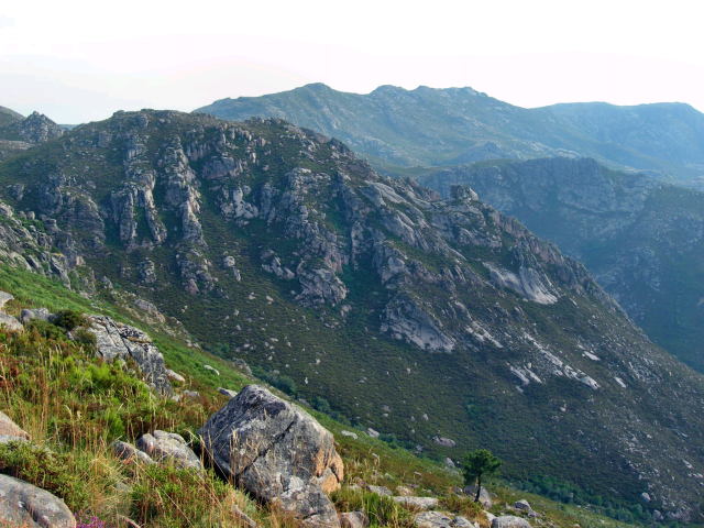 Paisagens de Portugal - Pico da Nevosa - montanha
