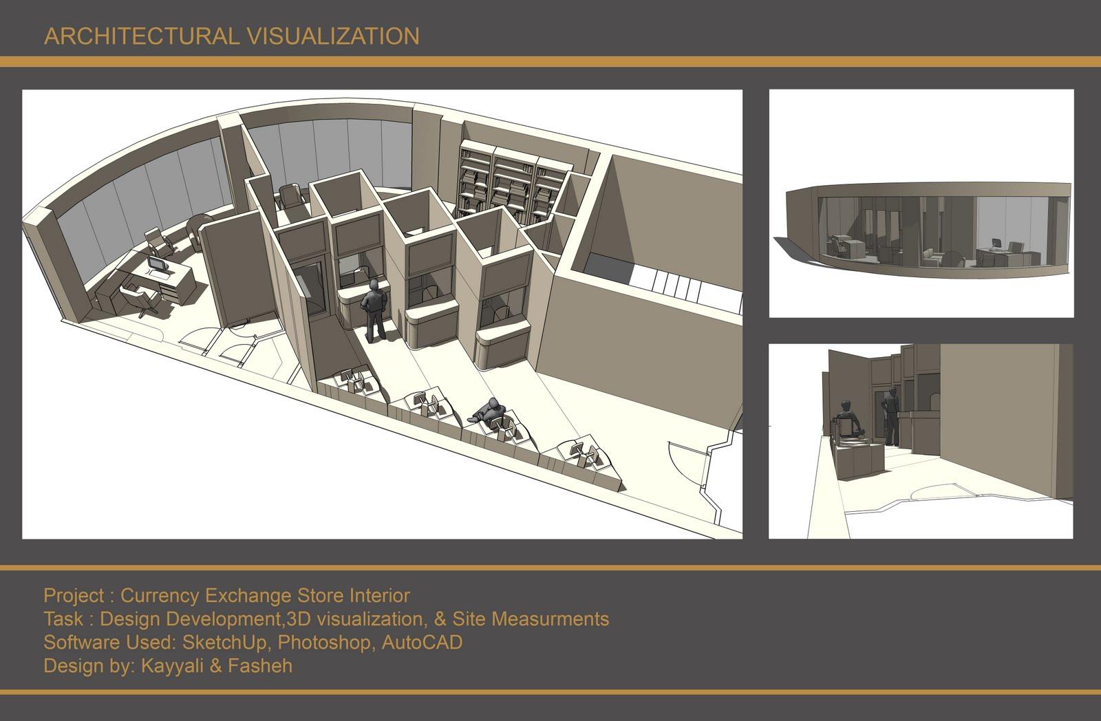 Architecture for Architecture portfolio