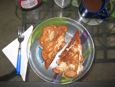 We Cook Together Dannys Diner Style Cinnamon French Toast