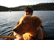 Kayaking on Pinecrest Lake