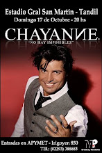 Chayanne en Tandil