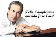 Feliz Cumpleaños querido José Luis !