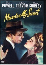Murder My Sweet - the DVD