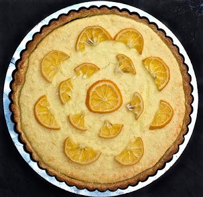 Javaholic: Lemon Ricotta Tart