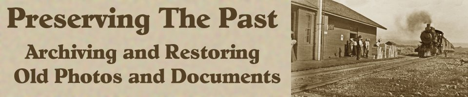 Preserving The Past
