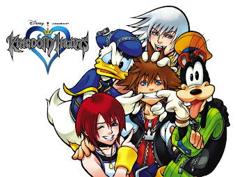 #30 Kingdom Heart Wallpaper