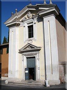 Chiesa di Domine 'Quo Vadis'
