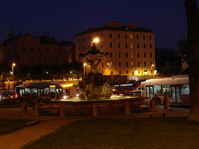 Fontana di Tritoni