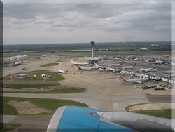 Aeropuerto de Heathrow - Londres