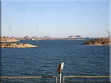 Lago de Nasser