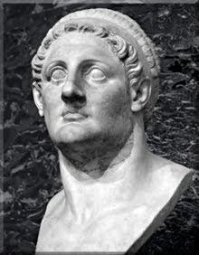 Busto de Ptolomeo I Sóter, Museo del Louvre (París)
