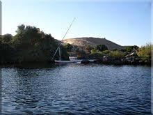 Paseo en Falúa por el Nilo