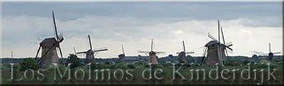 Visita obligada a Los Molinos de Kinderdijk