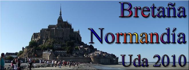Bretaña - Normandía <> Uda 2010