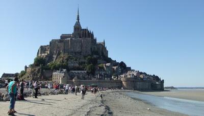 Abadía de Mont Saint-Michel