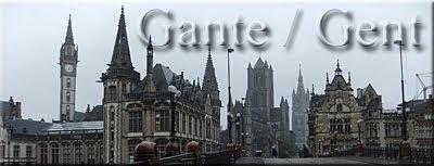 Paseando por Gante / Gent