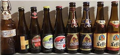 Bier, Biere, Birra, Cerveza, Garagardoa, ...distintos nombre pero el mismo placer