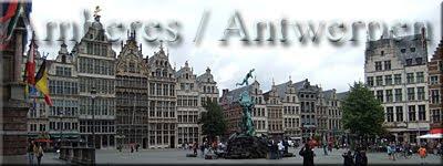 Paseos por Amberes/Antwerpen