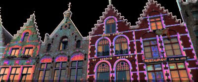 Tejados de Brujas/Brugge