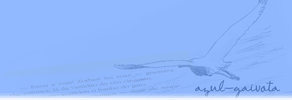 azul gaivota