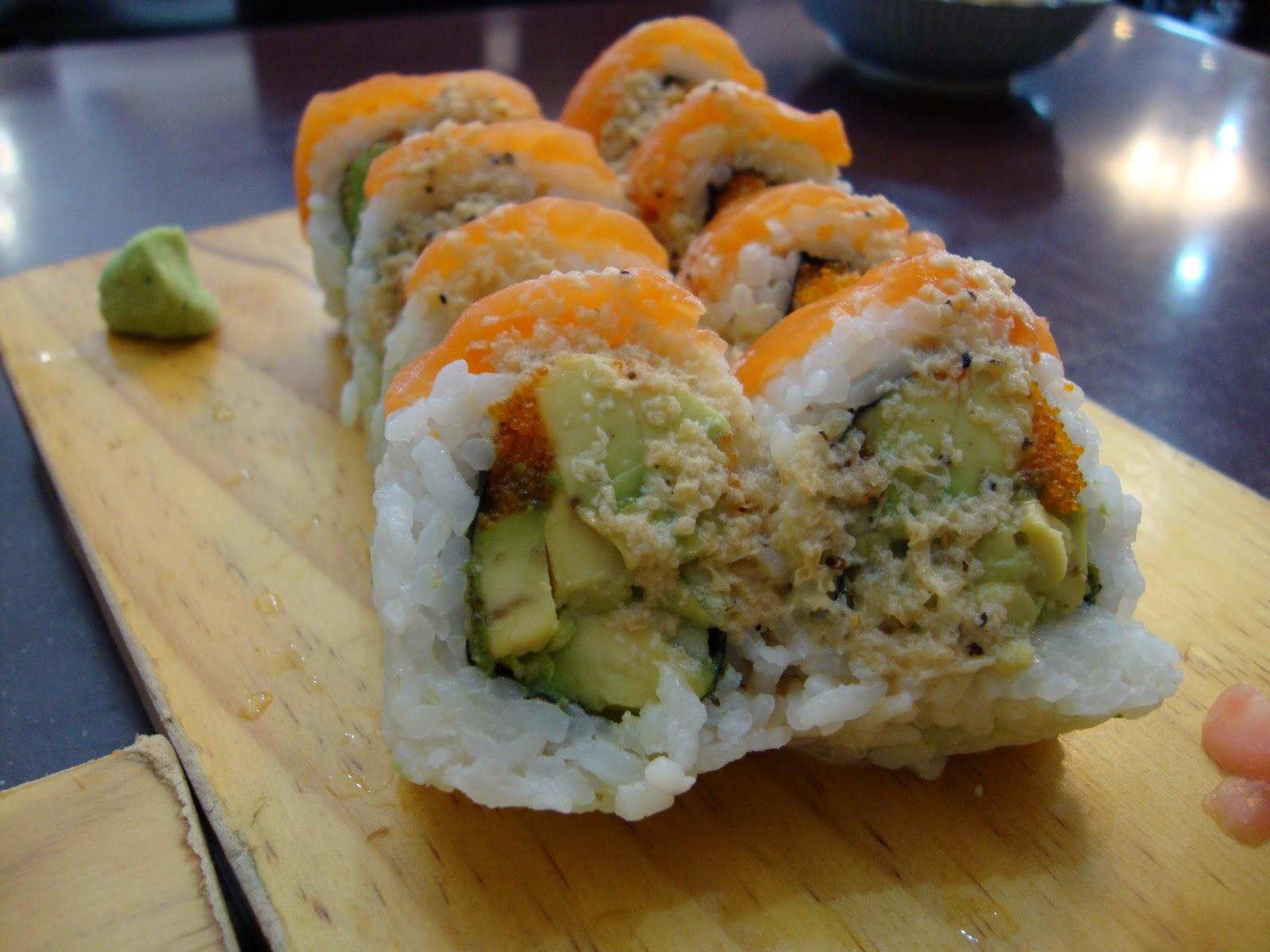 Baby Skeleton's Food Blog - YUMMY YUMMI FOOD: Sushi Town ...