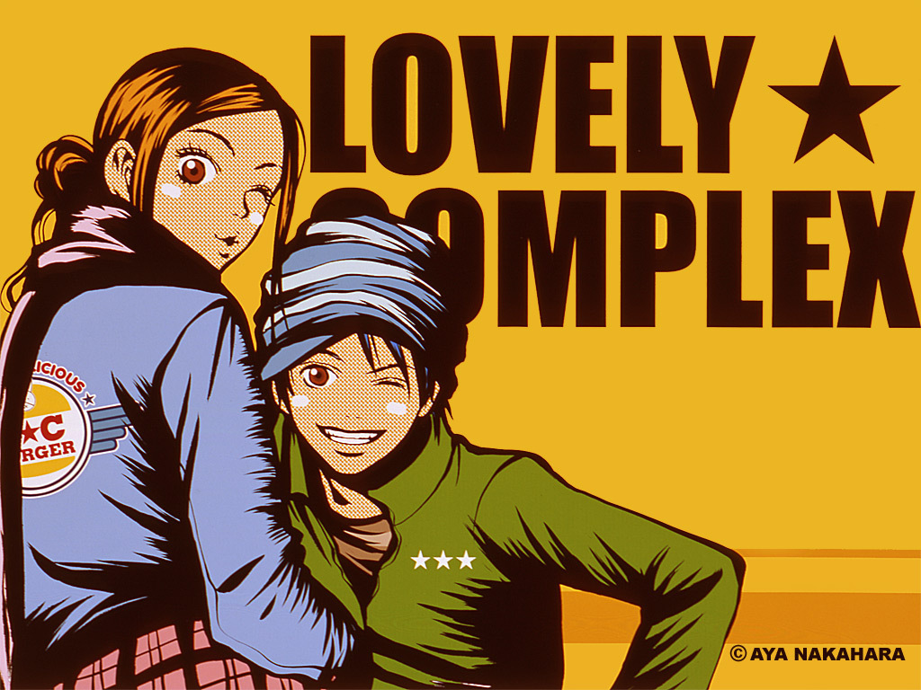 Anime: Lovely Complex