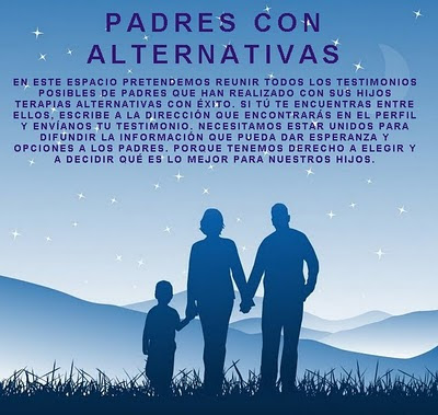 PADRES CON ALTERNATIVAS