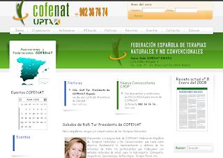 Cofenat nueva web