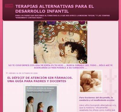 Terapias Alternativas para el Desarrollo Infantil