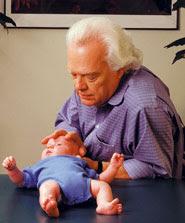 Terapia Cráneo-sacral pediátrico en Bebés y niños