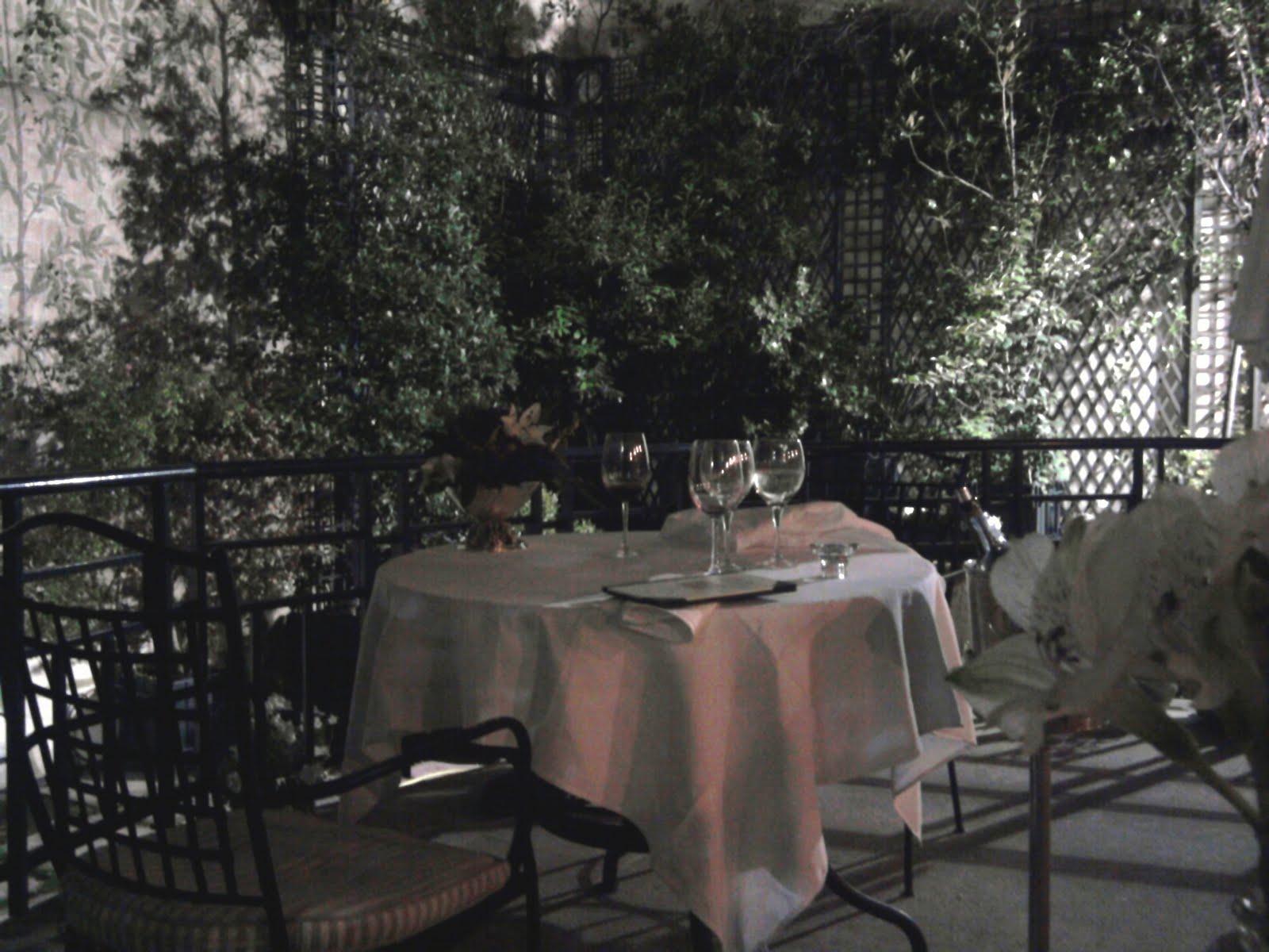 Madrid para principiantes el jardin de orfila for El jardin restaurante madrid