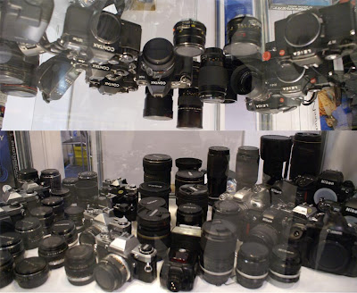 Digital SLR camera choosing
