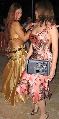 Dances with Fujifilm camera