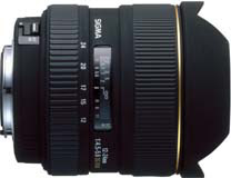 Sigma 12-24mm F4.5-5.6 for NikonD40x