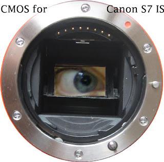CMOS for the next Canon's SLR-like