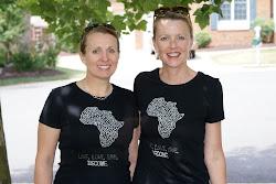 Fundraiser Africa T-shirts