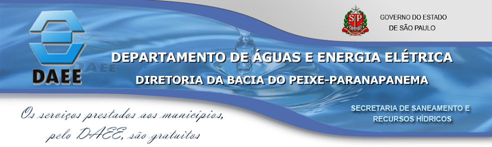 Diretoria da Bacia do Peixe-Paranapanema