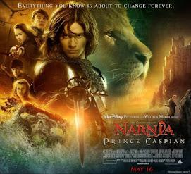 Opowieści z Narnii : Kasiąże Kaspian