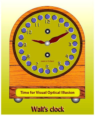 Time Optical Illusions - Kids Optical Illusions