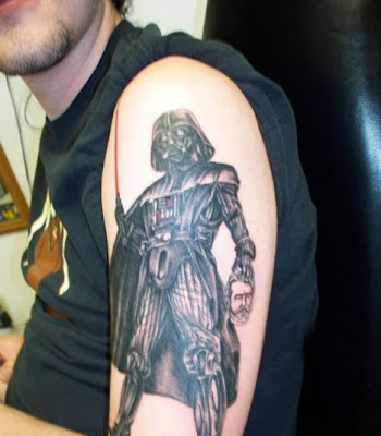 Star Wars Tattoos - Tattoo Design