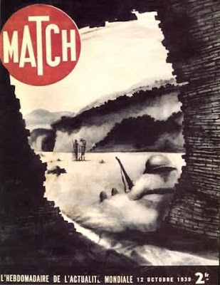 Match Magazine Illusion - Magazine Optical Illusion