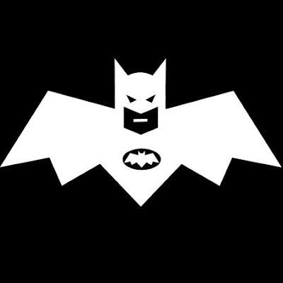 Batman Afterimage - Batman Optical Illusion